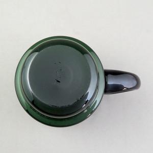 マグカップ-green-底