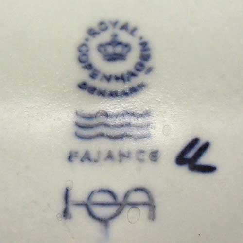 Royal Copenhagen1971